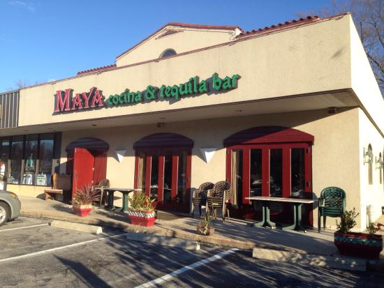 Mexican Restaurant Central Ave Scarsdale