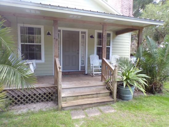 Welaka, ฟลอริด้า: cottage