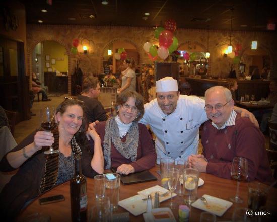 The Owner Marco Makes Everyone Feel Welcome Picture Of Mu Italian Restaurant Frederick Tripadvisor