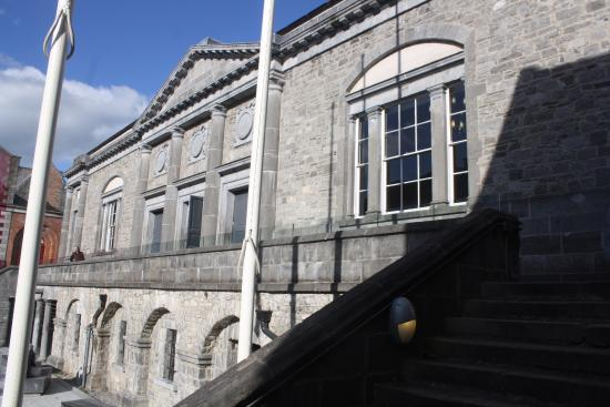 Kilkenny Old Jail and Courthouse: courthouse