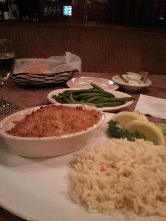 Essex, Массачусетс: Seafood Pie special - YUM!