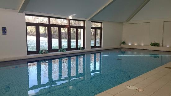 Cwmtaf, UK: Nant Ddu Lodge Pool