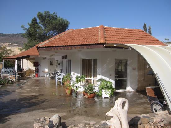 Kfar Giladi Hotel: The Kibbutz Dining Room (not part of the hotel)