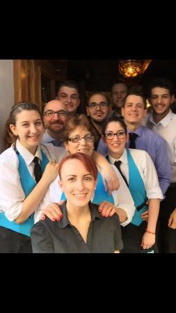 Photo of Italian Restaurant Zia Teresa at 6 Hans Road, London SW3 1RX, United Kingdom