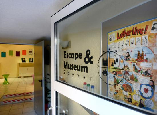 ‪Escape & Museum Speyer‬
