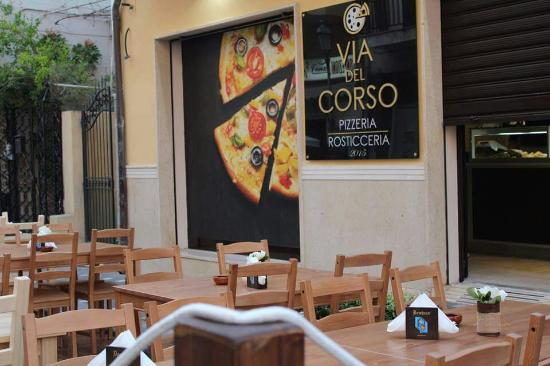 Via Del Corso Pizzeria Rosticceria
