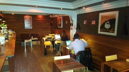 Cafe Etrusca