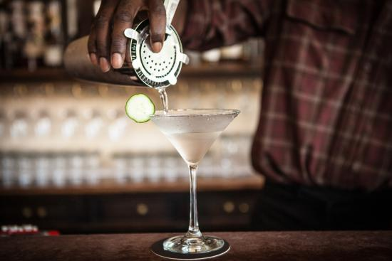 Amherst, MA: Try our martini, its delicious!