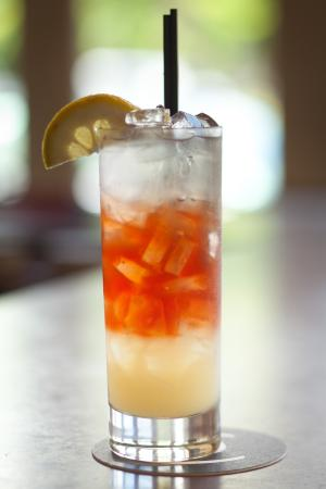 Amherst, MA: Try our summer cocktails, they burst with citrus.