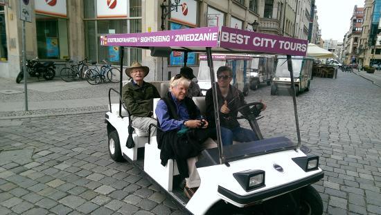 Best City Tours: crazy boys from Australia :)