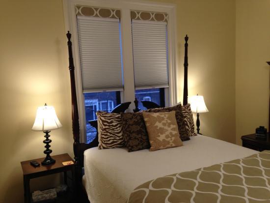 West End Inn: Room 3