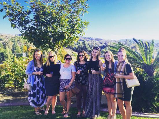 Rockin' Wine Tours : Masia de la Vinya Winery