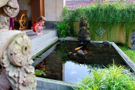 Inata Hotel Monkey Forest: отель