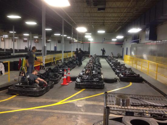 Go Karts Columbus >> Photo0 Jpg Picture Of Grand Prix Karting Indoor Entertainment