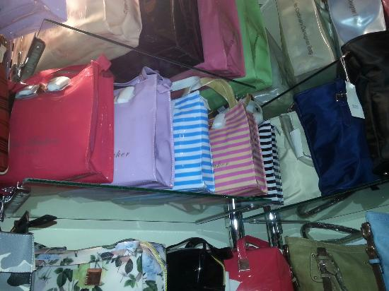 all mazzar #chantel store for bags - Picture of Senzo Mall ...