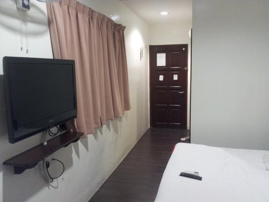 Sabak Bernam, Malaysia: room