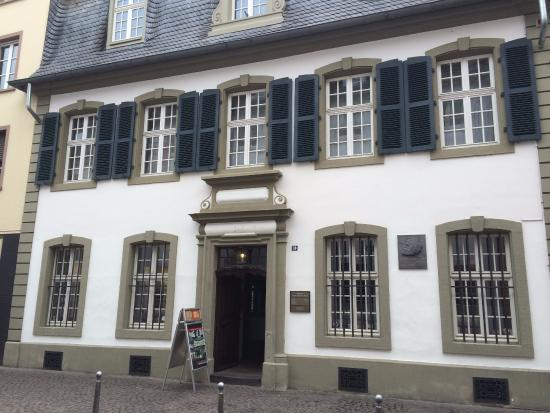 Karl-Marx-Haus: Casa museo K Marx
