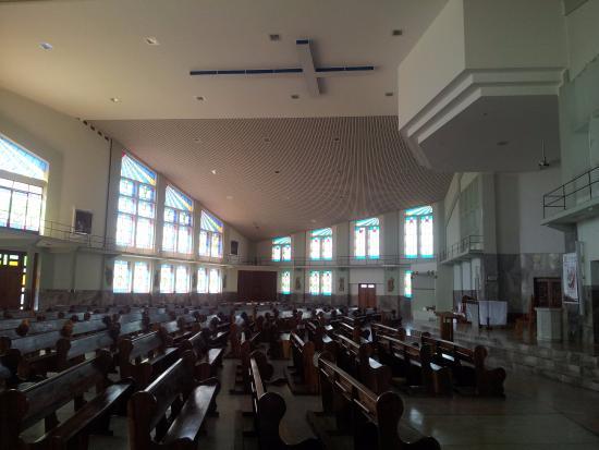 Araruna, PR: Igreja Matriz
