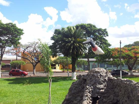 Araruna: Praça central