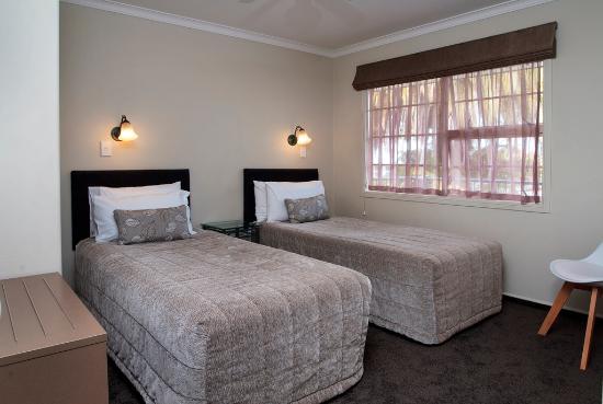 Silver Fern Rotorua - Accommodation and Spa: Rotorua Accommodation at the Silver Fern