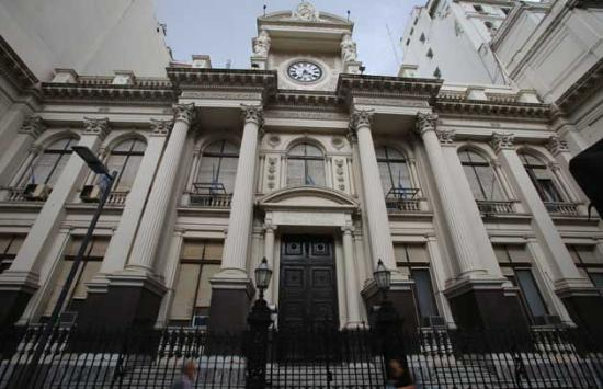 ‪Banco Central de la Republica Argentina‬