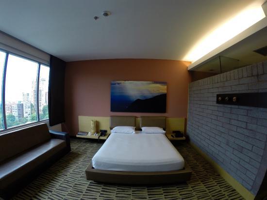 Z Hotel Categoria Colombia Room