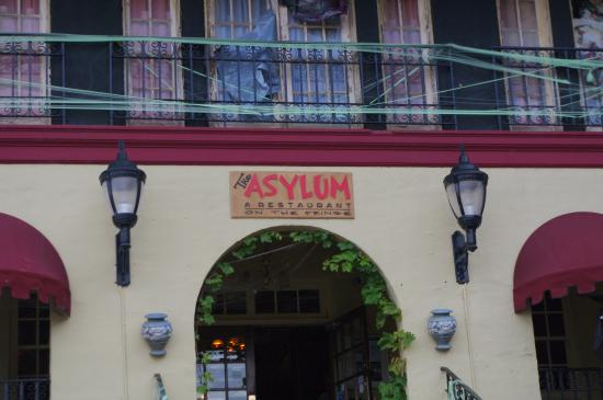Asylum Restaurant At The Grand Hotel Jerome Az
