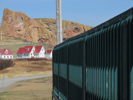 À Partir De La Grange Picture Of La Maison Rouge Perce TripAdvisor - La maison rouge perce