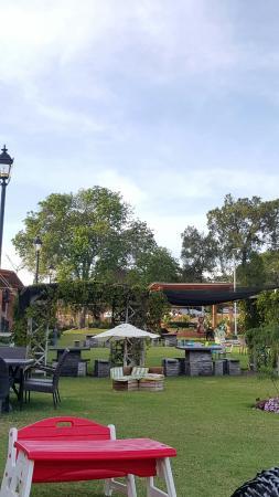Ixtapan de la Sal, Mexico: Plaza Maclovia