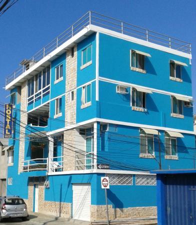 Hostal Casa Latina