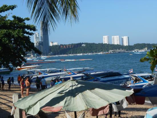 Sandy Spring Hotel: Beachen