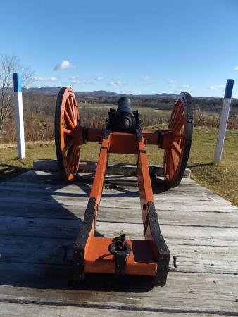 Stillwater, estado de Nueva York: A cannon's view