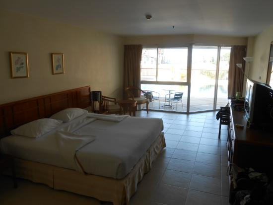 Sandy Spring Hotel: Vy från rum 314