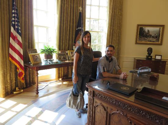 george bush oval office. The George W. Bush Presidential Library And Museum: Oval Office TripAdvisor
