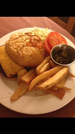 Γούεστμινστερ, Κολοράντο: Most delicious burger!!!