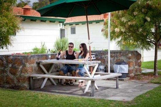 Havana Villas: Outdoor BBQ areas