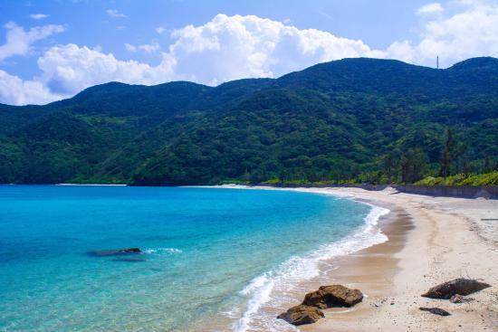 Sanekukai Beach