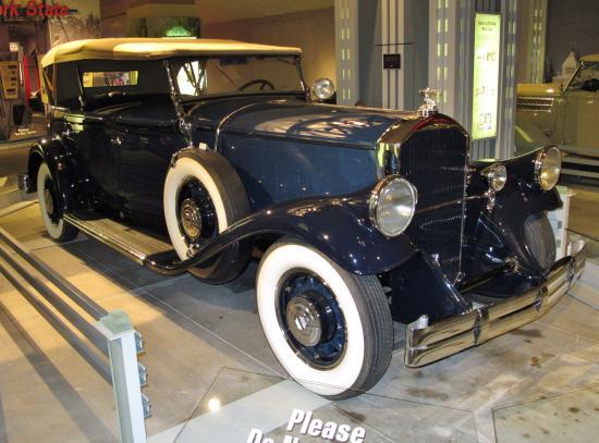 Pierce Arrow Picture Of The Saratoga Automobile Museum Saratoga