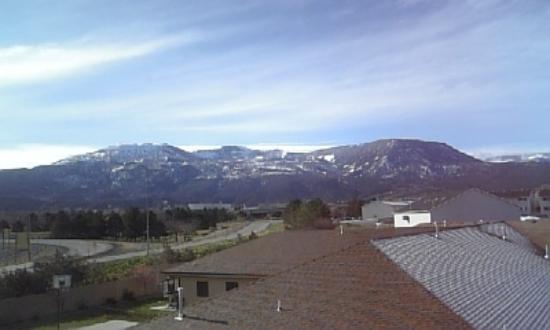 Super 8 Cedar City: View from room