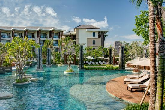 Sofitel Bali Nusa Dua Beach Resort Swimming Pool