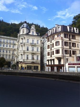 Photo of Zlaty Sloup Karlovy Vary