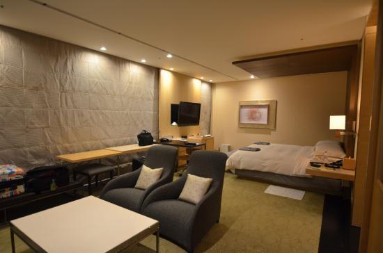 Four Seasons Hotel Tokyo at Marunouchi: Deluxe premier room