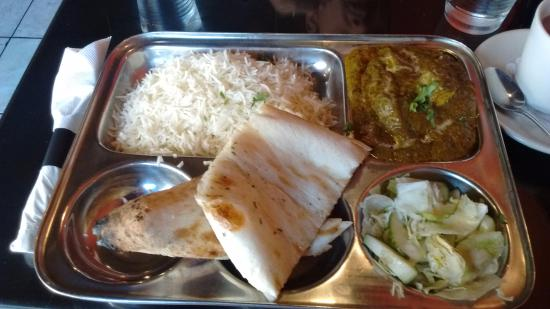 Lachi - Fine Indian Cuisine: Lunch too