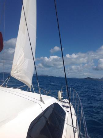 Latitude Lady - Picture of Cumberland Charter Yachts, Airlie