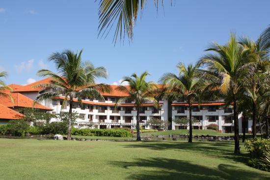 Garden Tour at Bali Hyatt: 그랜드 하얏트 발리 전경