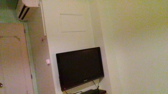 Saint Illians Inn : テレビ