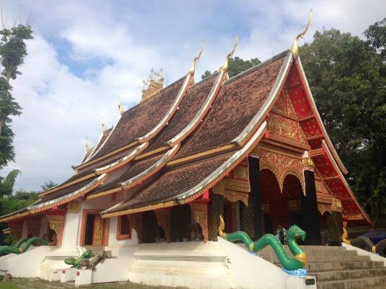 Chiang Khan, Ταϊλάνδη: วัดท่าแขก
