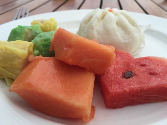 Paresa Resort Phuket: Breakfast