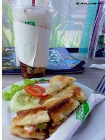 Inthanin Coffee Shop bang chak gastation chang wattana