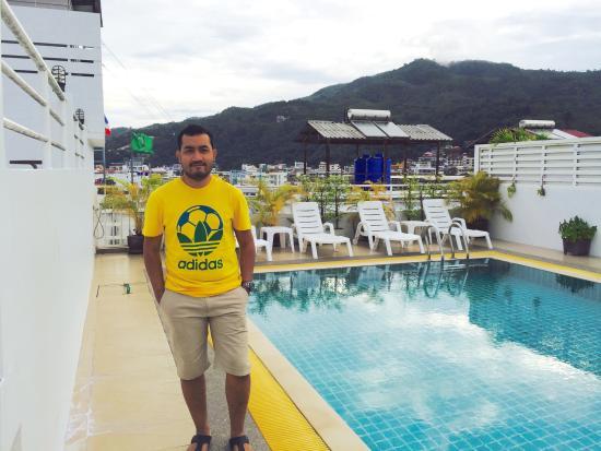 Garden Phuket Hotel-bild